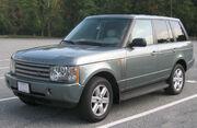 Land Rover Ranger Rover