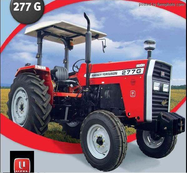 Massey Ferguson 277 G   Tractor & Construction Plant Wiki