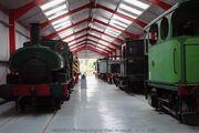 Middleton rail shed