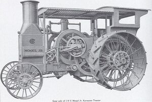 Mogul Junior 25-HP 1912