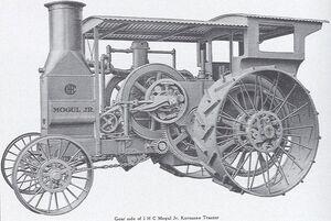 Mogul Junior 25-HP 1912