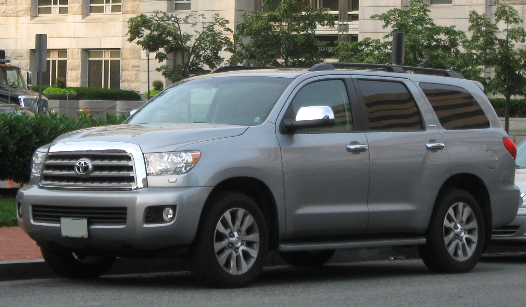 Toyota Sequoia Tractor & Construction Plant Wiki