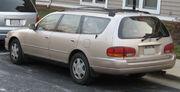 92-94 Toyota Camry LE V6 Wagon rear