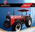 Farm Traktor 275 MFWD - 2016