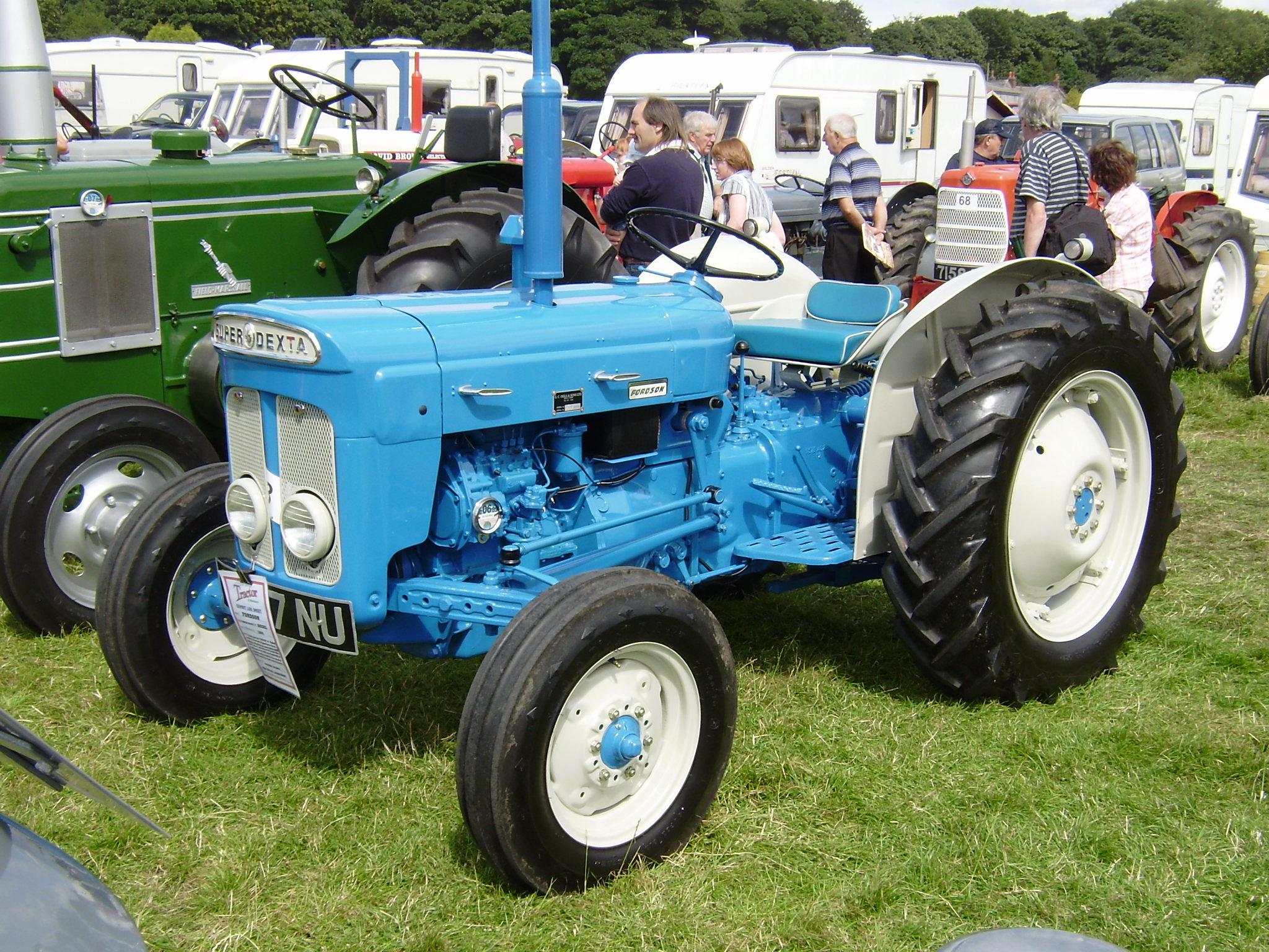 Ford 601 Workmaster Amp 8n Tractors Equipment 1953 941 Powermaster Wiring Diagram Fordson Super Dexta