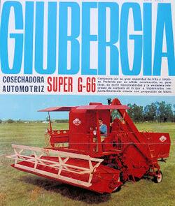 Giubergia Super G-66 combine brochure 2