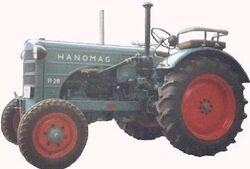 Hanomag R 28 - 1951