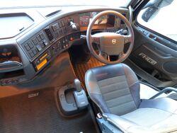 Inside FH16 Mk2