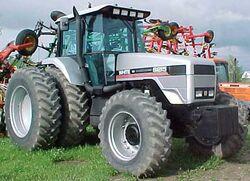 White 6215 MFWD - 1997