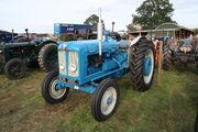 Fordson Super Major - BDE 318C at Welland 2012 - IMG 0897