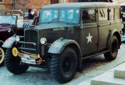 Humber Heavy Utility 1940