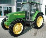 JD 3310 MFWD - 2002