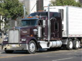 Conventional truck