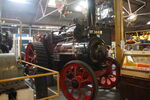 Marshall no. 83600 traction engine reg VF 3669 at Strumpshaw Museum 09 - IMG 0368