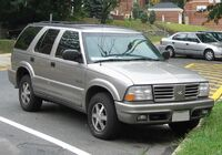 1998-01 Oldsmobile Bravada