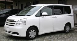 2nd generation Toyota Noah
