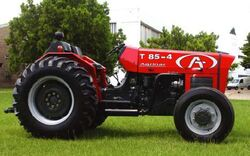 Agrinar T 85-4 Frutero MFWD-2005