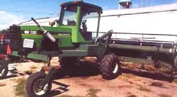 Cereal Implements 722 swather