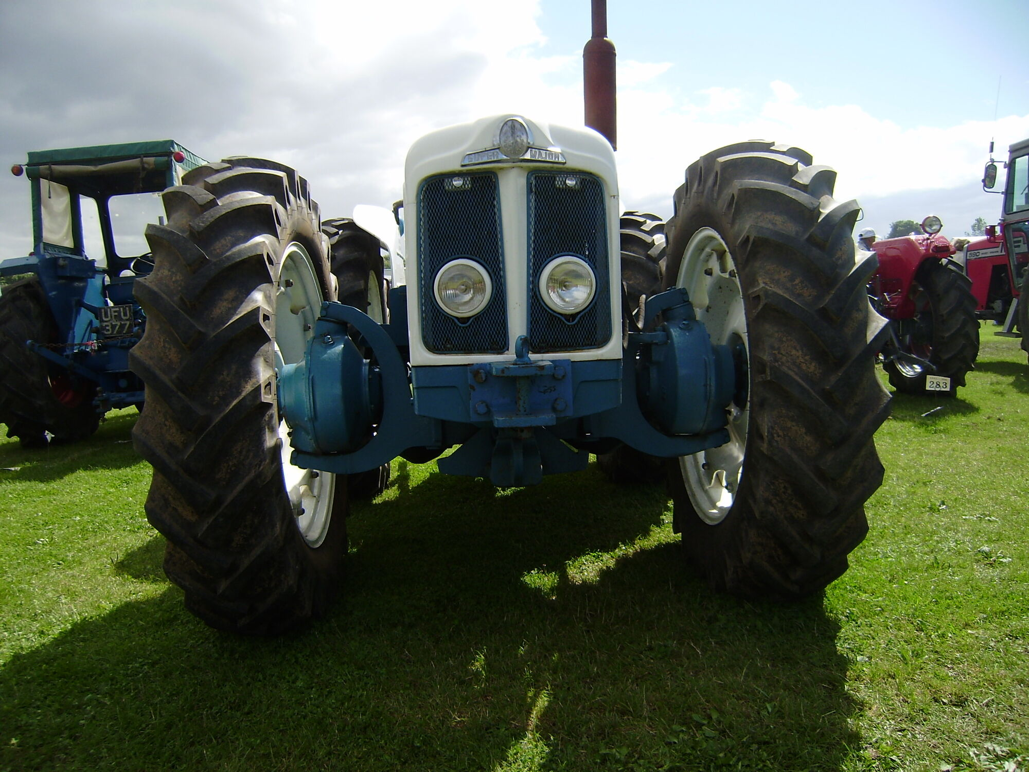 County mercial Cars Tractor & Construction Plant Wiki