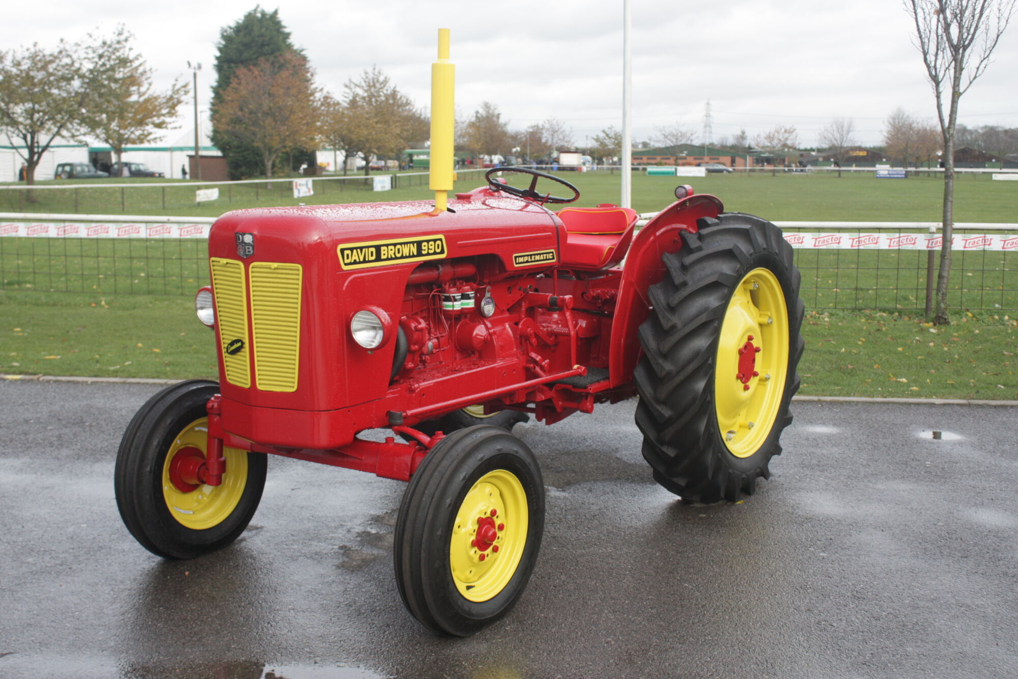 1971 Mtd Tractors : David brown tractor construction plant wiki