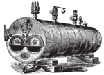 Lancashire boiler-Marsden