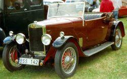 Lea-Francis 11,9 P-Type 1929
