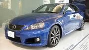 Lexus IS F 02