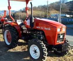 Smith 354 MFWD - 2002