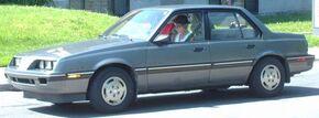1988.5 Pontiac Sunbird