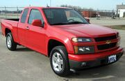 2010 Chevrolet Colorado -- NHTSA