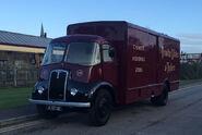 A 1960s Thonycroft Trident Boxvan Diesel
