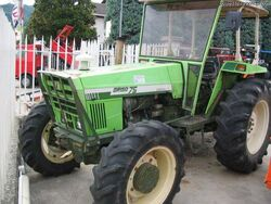 Agrifull Griso 75 MFWD