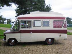 Bedford CA based Dormobile Debonaire ca 1965