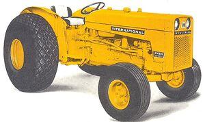 International 2424 Lo-Boy 1967