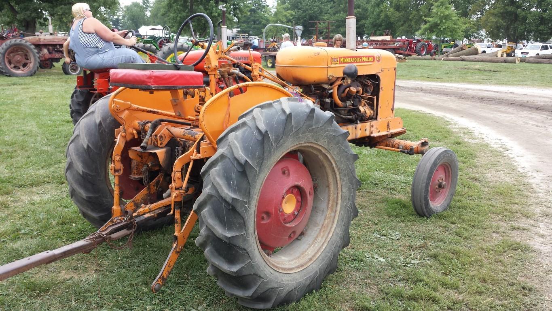Minneapolis moline garden tractor for sale oliver 105 lawn - Craigslist columbus ohio farm and garden ...