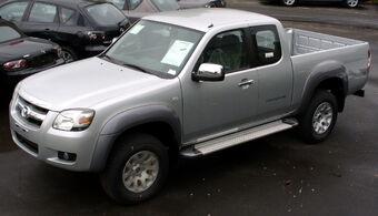 Mazda bt 50