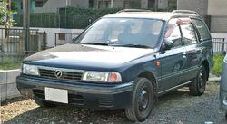 Nissan Sunny California 001
