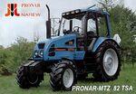 Pronar-MTZ 82 TSA MFWD - 2001