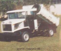 Tramontini CTT-1600-18 MFWD