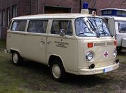 VW Type2 T2b Ambulance