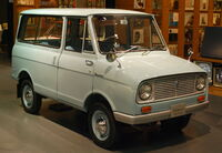 1964 Suzuki Carry-Van 01