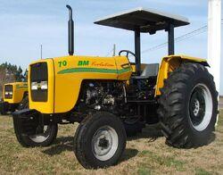 BM 70 Evolution - 2008