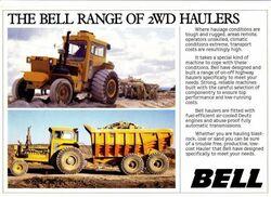 Bell tractors