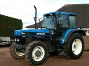 Ford-New Holland 7840