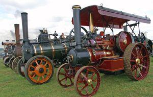 Fowler no. 15288 - Tiger Tractor - Mr. Blower - U 4952 - Flickr-5265