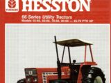 Hesston 80-66 DT