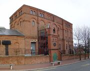 Shore Road Pumping Station Birkenhead