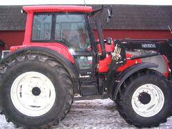 Valtra M150 MFWD (red) - 2004
