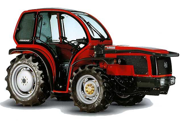 Antonio carraro 5400 tc tractor construction plant for Forum trattori carraro