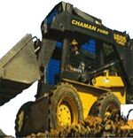 Chaman Ford L885 skid-steer - 2004